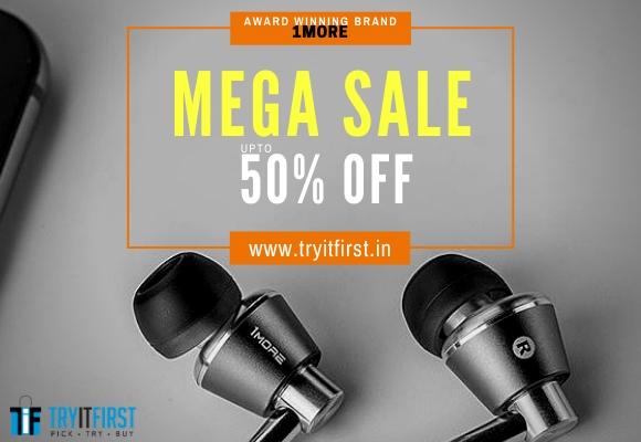 1More Mega Sale