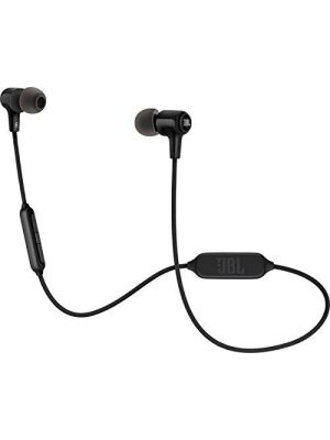 JBL 25BT In-Ear Wireless Earphone with Mic (Black)