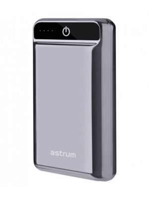 Astrum PB201 10000mAh Electroplated Power Bank (Black)