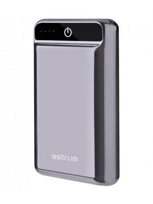 Astrum PB201 10000mAh Electroplated Power Bank (Black)