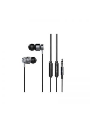 Oraimo Drumbeat OEP-E35 In-Ear Wired Earphones (Black)