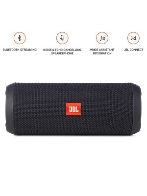 JBL Flip 3 Wireless Speaker(Black)