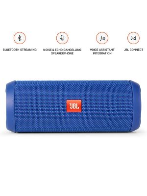 JBL Flip 3 Wireless Speaker(Blue)