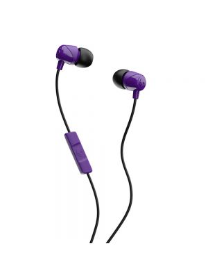 Skullcandy Jib In-Ear Earphone with Mic (Purple,Black)