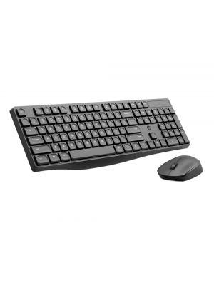 HP CS-110 Wireless Keyboard & Mouse Combo (Black)