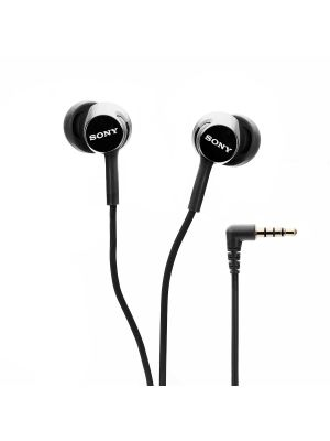 Sony MDR-EX155 In-Ear Headphones (Black)
