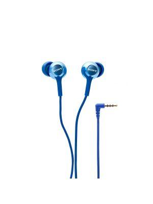 Sony MDR-EX255AP In-Earphones (Blue)