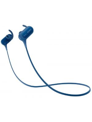 Sony MDR-XB50BS Extra Bass Sports Wireless Earphones (Blue)
