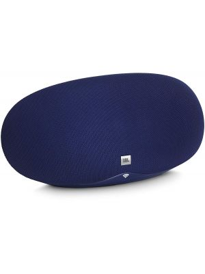 JBL Playlist  Wireless with Built-in Chromecast Speaker (Blue)