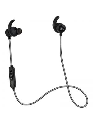 JBL Reflect Mini BT In-Ear Sports Wireless Earphone with Mic (Black)