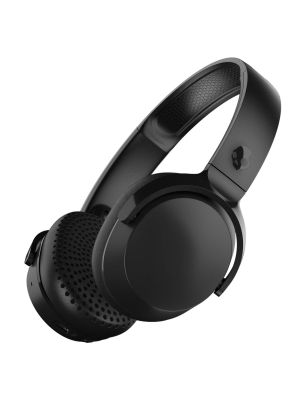 Skullcandy Riff On-Ear Wireless Headphone with Mic (Black)