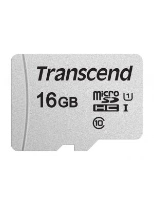 Transcend UHS-I U1 16 GB Micro Memory Card (White)