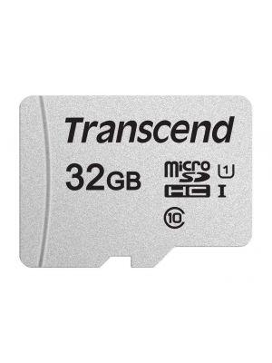 Transcend UHS-I U1 32GB Micro Memory Card (White)
