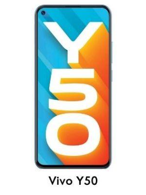 Vivo Y50 8GB RAM & 128GB Storage (Pearl White)