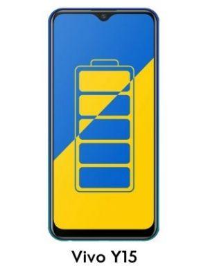 Vivo Y15 4GB RAM & 64GB Storage (Aqua Blue)