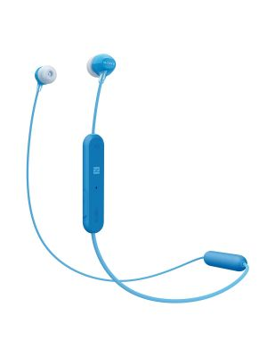 Sony WI-C300 Wireless In-Ear Headphones (Blue)