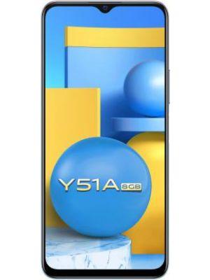 Vivo Y51A 6 GB 128 GB RAM STORAGE  (Crystal Symphony)