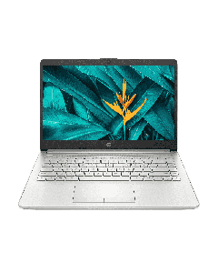 "HP 14s-er0004TU Core i3 10th Gen (8 GB/1TB HDD/Win10) Laptop 14"" (Silver)"