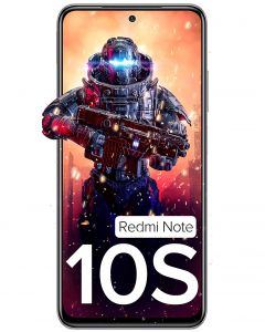 Redmi 9Note 10S 6GB Ram 128 ( Frost white)
