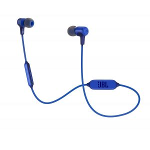 JBL 25BT In-Ear Wireless Earphone with Mic (Blue)