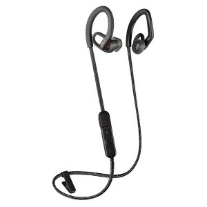 Plantronics Backbeat Fit 350 Wireless Sports Earbuds (Black)