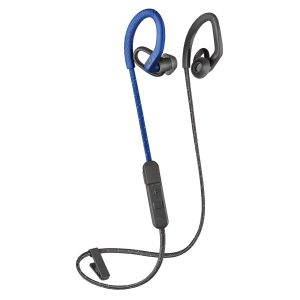 Plantronics Backbeat Fit 350 Wireless Sports Earbuds (Blue)