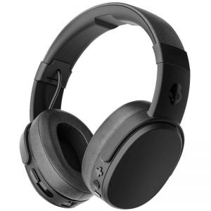 Skullcandy Crusher Over-Ear Wireless Headphone with Mic (Black)
