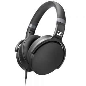 Sennheiser HD 4.30G Over-Ear Headphone (Black)