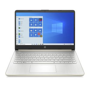 HP 14s Core i7 11th Gen - (8 GB/512 GB SSD/Windows 10 Home) 14s-DR2007TU Thin and Light Laptop  (14 inch, Pale Gold, 1.46 kg, With MS Office)
