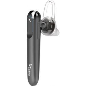 Syska LB300 Dual Pairing Mono Headset (Black)