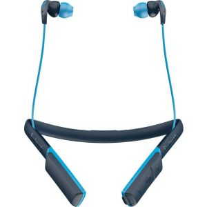 Skullcandy Method Wireless Sport Earbuds with Mic (Navy Blue)