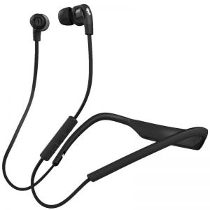 Skullcandy Smokin' Buds 2 in-Ear Wireless Headphones (Black/Chrome)