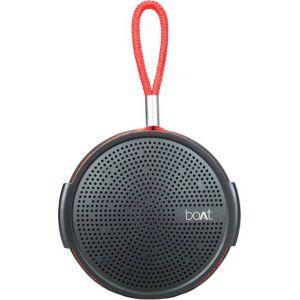Boat Stone 230 Wireless Bluetooth Speaker (Black)