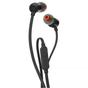 JBL T50 In-Ear Headphones with Mic (Black)